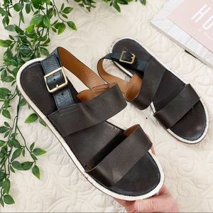 Marni Strappy Leather Sandals Sz 39.5/9